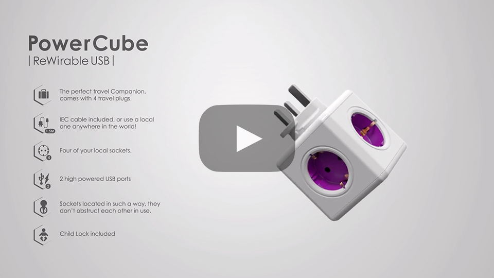 PowerCube | Rewirables |